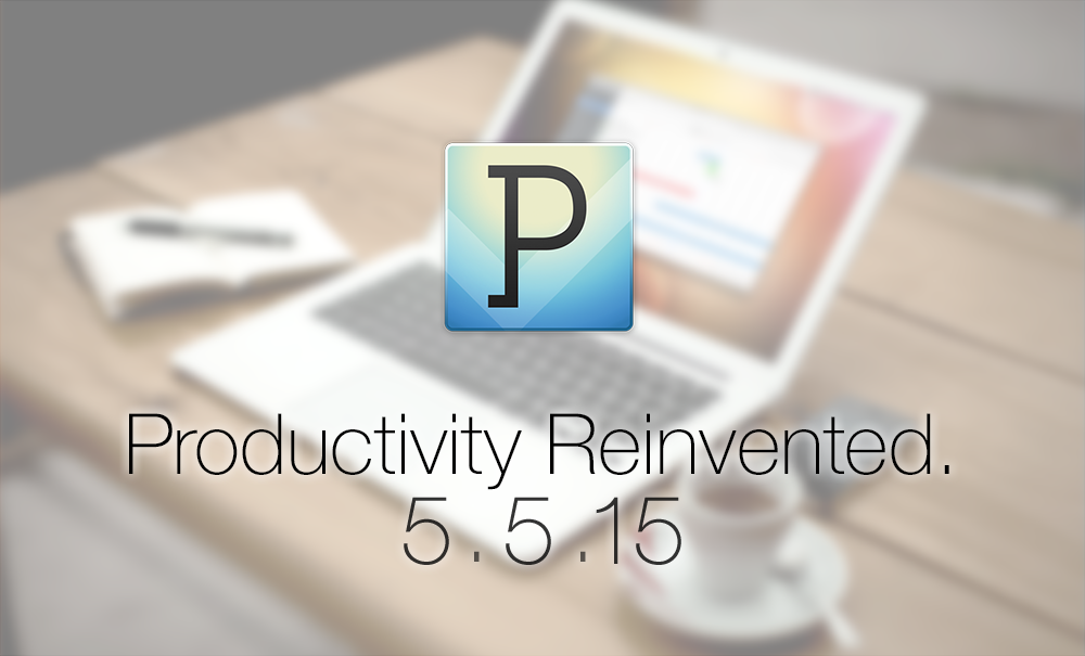 Pagico 7: Productivity Reinvented