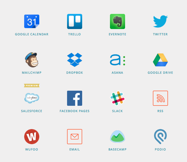 Zapier App Directory